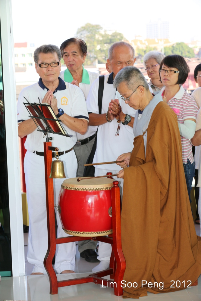 The Blessing of Hean Boo Thean玄母殿 , the Kuan Yin Floating Temple of Penang (2/6)