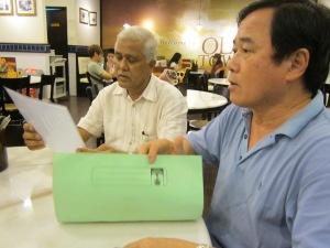 Hock Eng and Rahumat Ibrahim