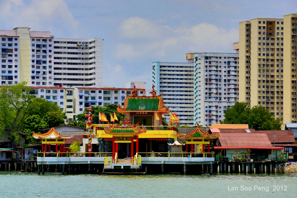 Directions to the Hean Boo Thean, the Kuan Yin Floating Temple, Penang (1/6)
