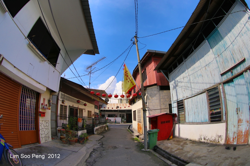 Directions to the Hean Boo Thean, the Kuan Yin Floating Temple, Penang (5/6)