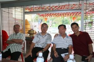 Members present