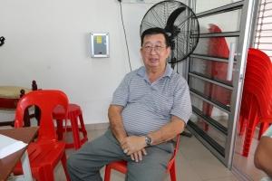 Mr Lim Eng Hoe