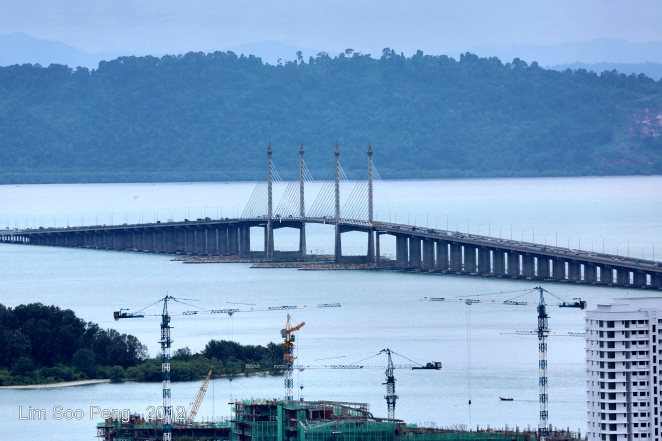 First Penang Bridge