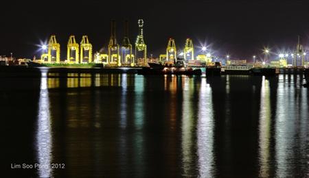 Butterworth Terminal Port