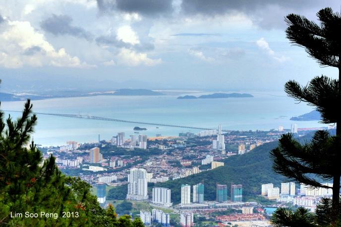 Penang Hill Scenery 217rsl