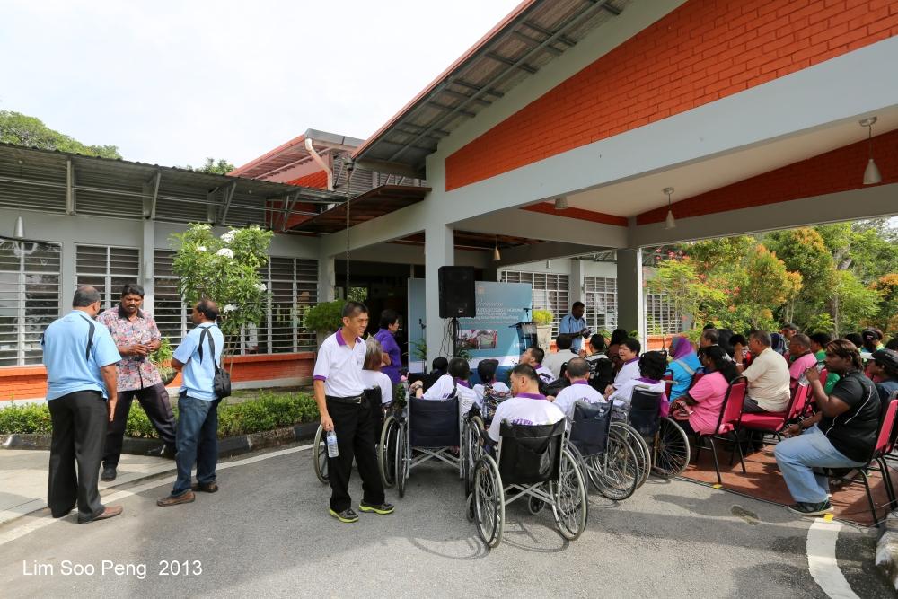 The Opening Ceremony of Taman Permainan Mudah Akses (Accessible Playground) at Taman Perbandaran Pulau Pinang  (6/6)