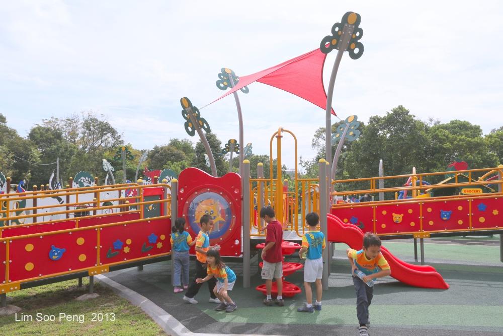The Opening Ceremony of Taman Permainan Mudah Akses (Accessible Playground) at Taman Perbandaran Pulau Pinang  (3/6)