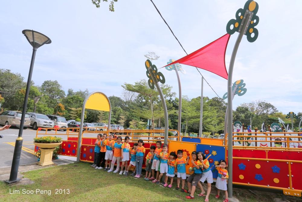 The Opening Ceremony of Taman Permainan Mudah Akses (Accessible Playground) at Taman Perbandaran Pulau Pinang  (4/6)