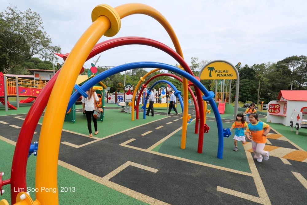 The Opening Ceremony of Taman Permainan Mudah Akses (Accessible Playground) at Taman Perbandaran Pulau Pinang  (1/6)