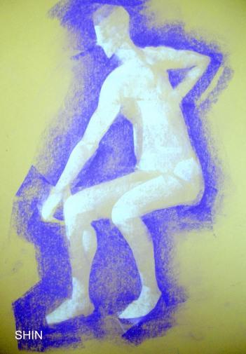 Shin HumanForm Sketch 001-001