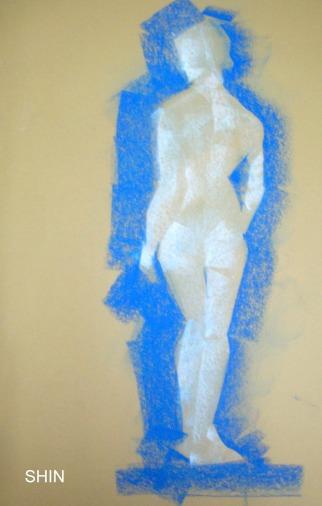 Shin HumanForm Sketch 002-001