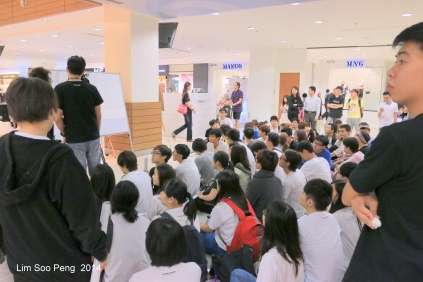 TOA Event 124-001