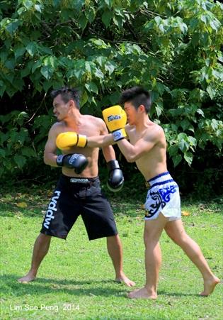 PSP ThaiBoxing 5D Part2 116rs