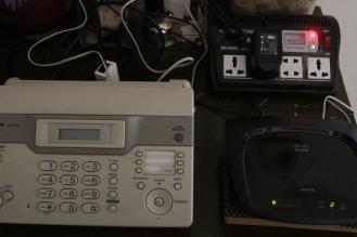 Modem Router 003