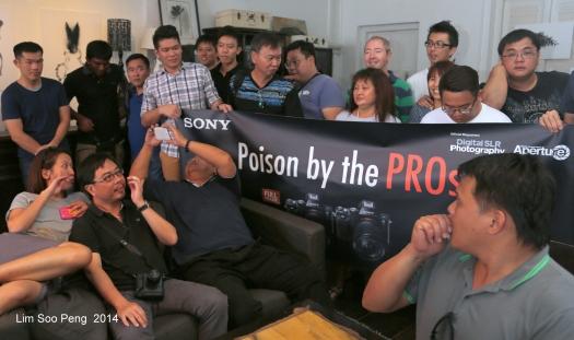 Sony Poison LSP 1028