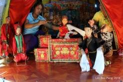 Wayang Puppet Show 071