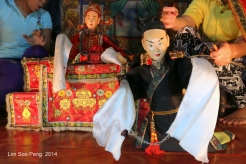 Wayang Puppet Show 076
