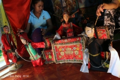 Wayang Puppet Show 092