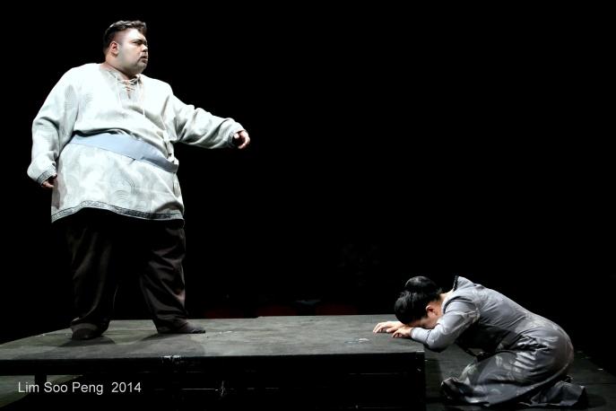 Hamlet Malaysia-styled 607