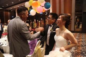 WeddingDinner I-Ming Pets 2808