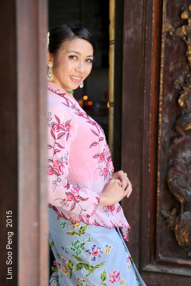CNY Nyonya Dress Challenge 2015 at the Pinang Peranakan Mansion ... (5/6)