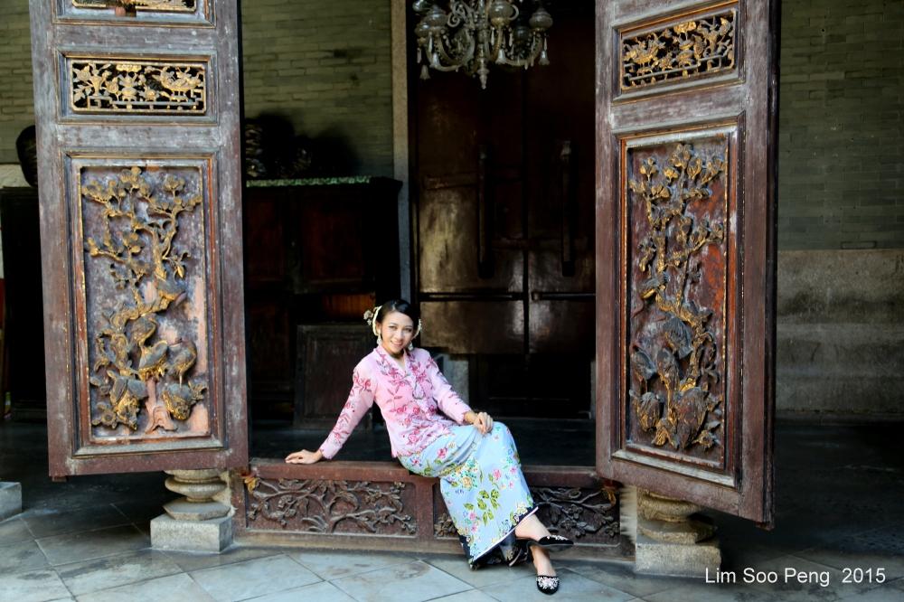 CNY Nyonya Dress Challenge 2015 at the Pinang Peranakan Mansion ... (6/6)