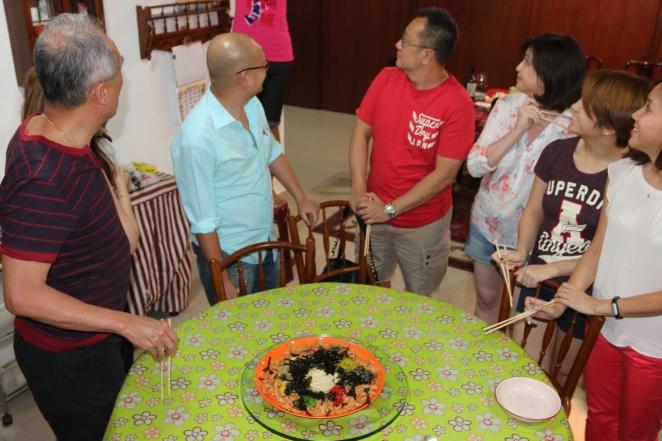 CNY Eve Dinner 051