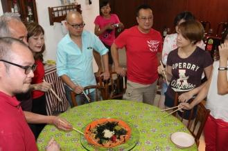 CNY Eve Dinner 056
