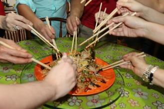 CNY Eve Dinner 061