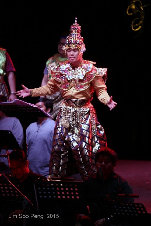 Opera Puteri Saadong 5D 110