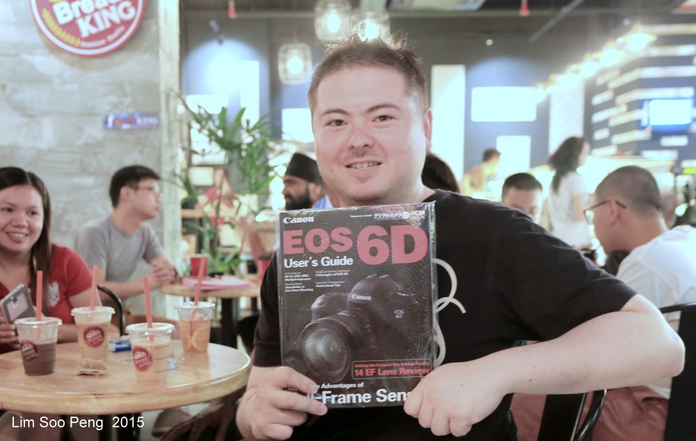 Canon EOS DSLR Gathering - March 2015 at Bread King, Summerton, Penang (4/6)