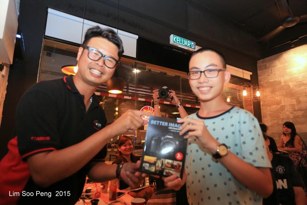 Canon EOS DSLR Gathering - March 2015 at Bread King, Summerton, Penang (6/6)