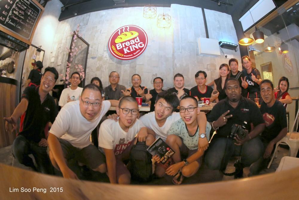 Canon EOS DSLR Gathering - March 2015 at Bread King, Summerton, Penang (1/6)