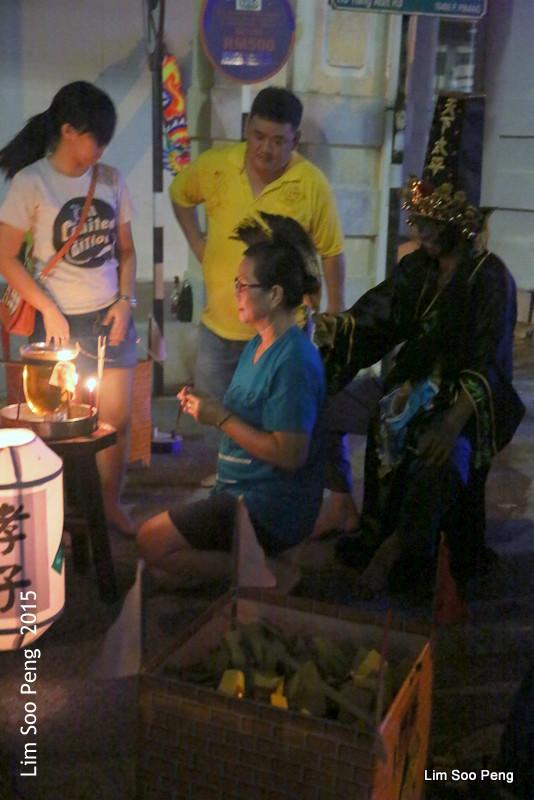 Celebrating the Taoist Dieties - Twa Pek and Jee Pek of the Underworld in Penang (2/6)