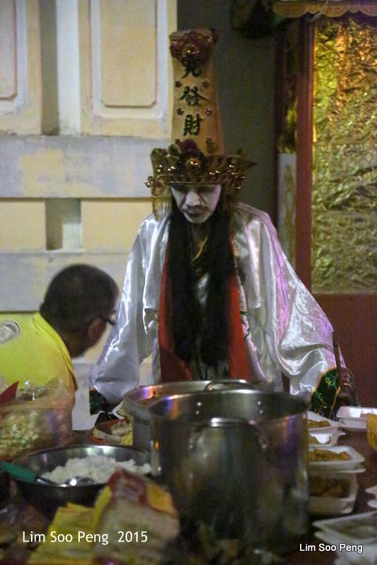 Celebrating the Taoist Dieties - Twa Pek and Jee Pek of the Underworld in Penang (4/6)