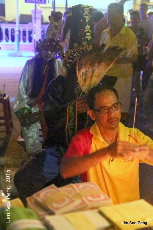 Celebrating the Taoist Dieties - Twa Pek and Jee Pek of the Underworld in Penang (6/6)