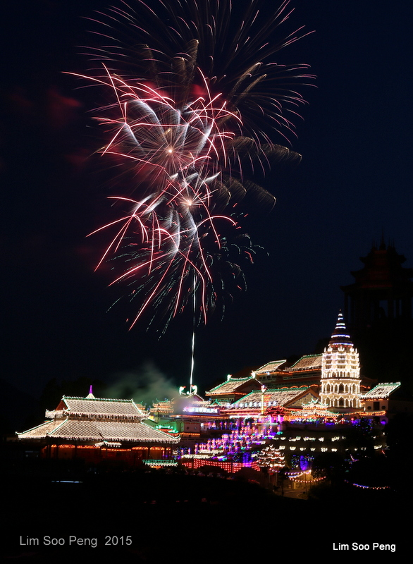 1-Kek Lok Si Fireworks 114