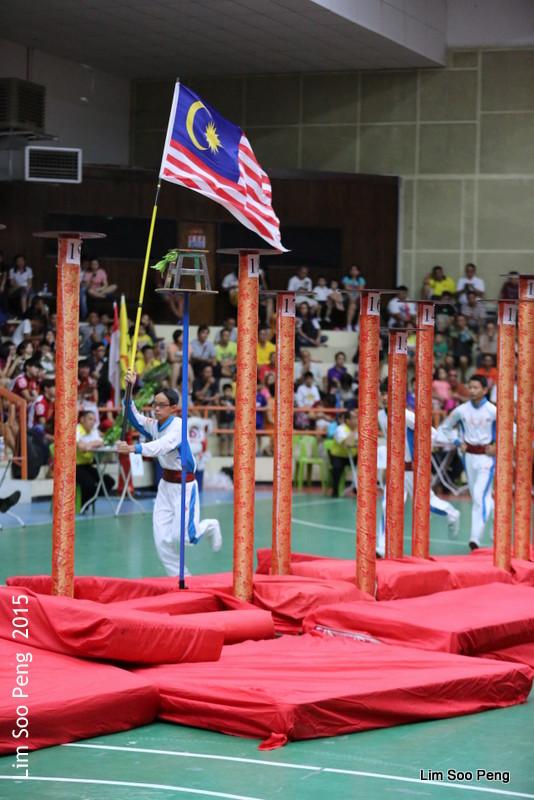 Lion Dance on Stilts (2/6)
