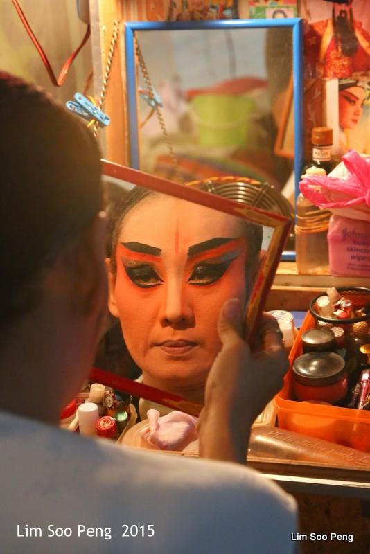 Make-up time at the Wayang (4/6)