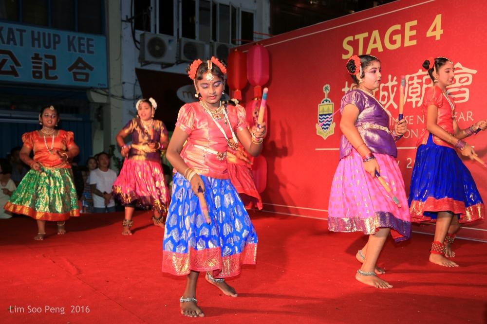 Dance at CNY Celebrations