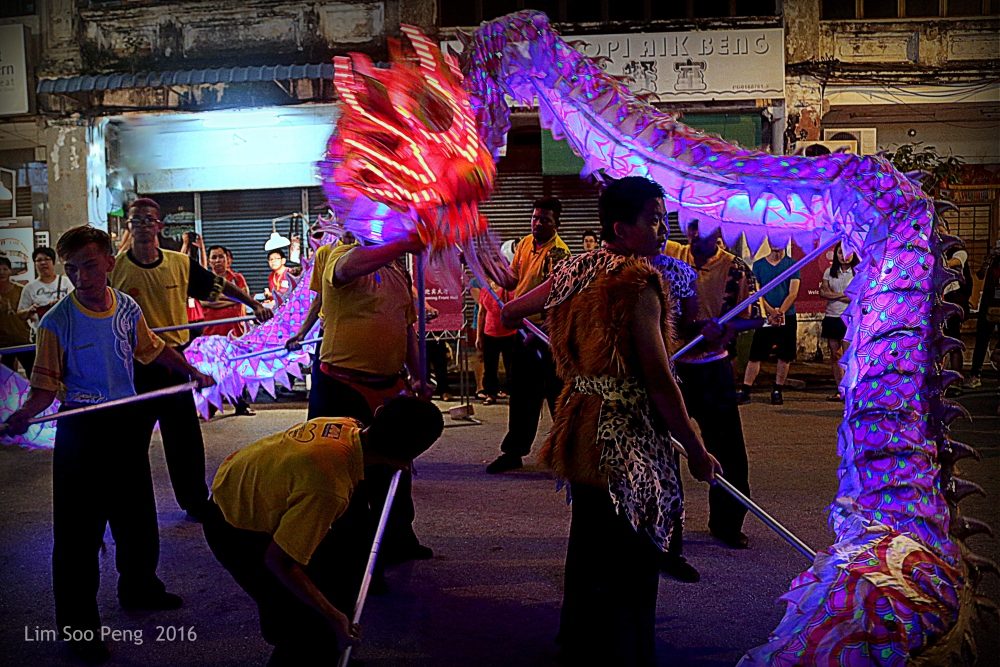 CNY Dragon Dance