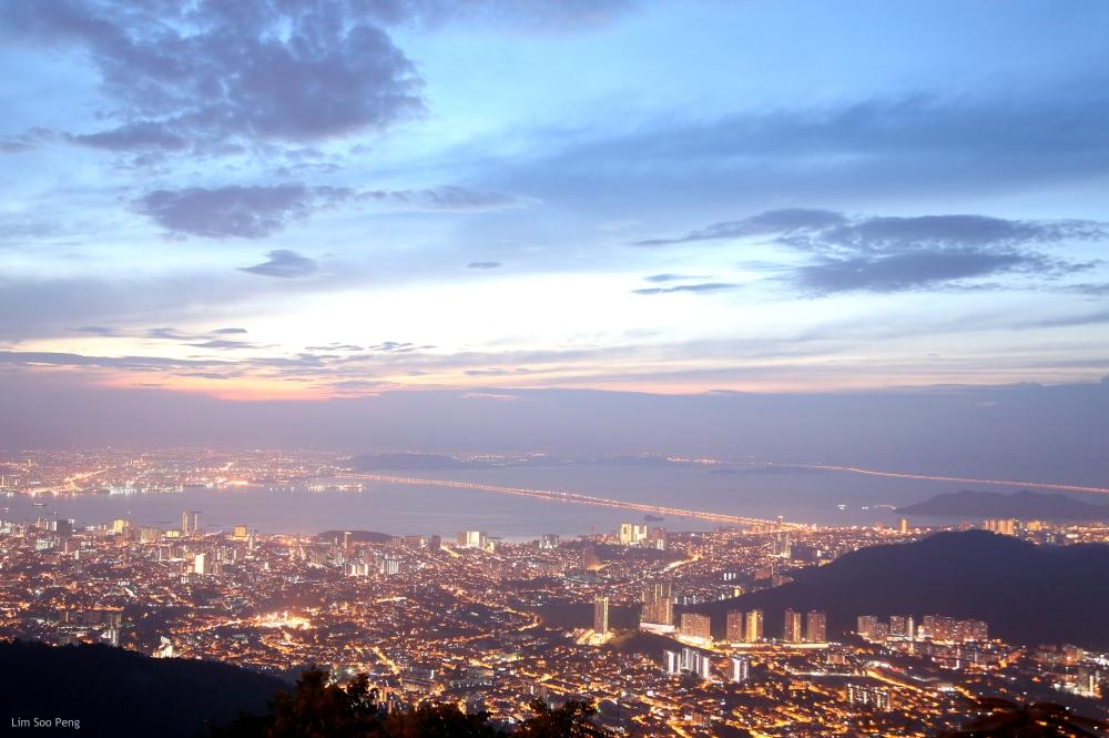 Penang Hill Sunrise