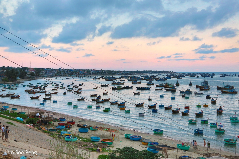 From the Vietnamese Fishing Village