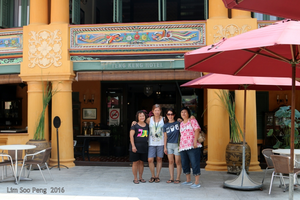 Yeng Keng Heritage Hotel, Chulia Street, Penang