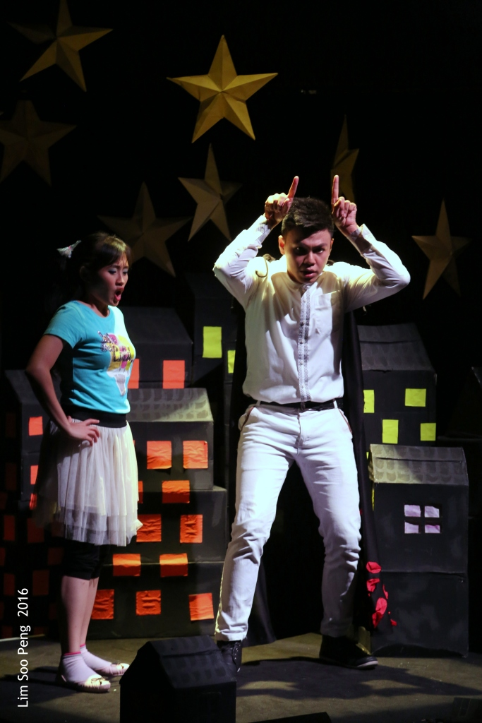 """""""The Day I Met The Prince""""  the USM's Children Theatre in English ~ Part 6"""