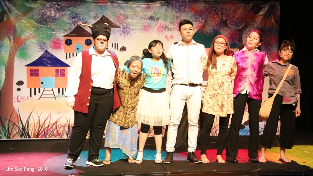 """The Day I Met The Prince""  the USM's Children Theatre in English ~ Part 10 Final"