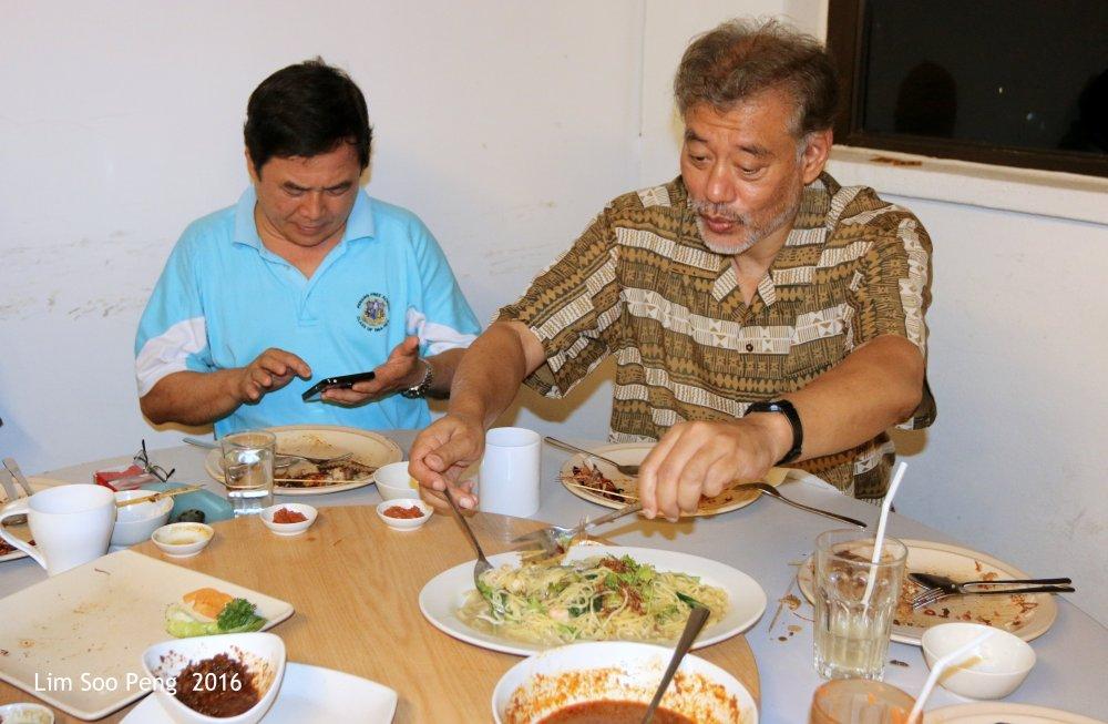 Jomo's Dinner 037
