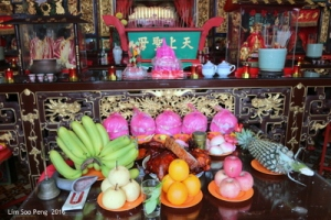 Mazu Birthday Celebrations at Seang Kooi Tong Lim Kongsi, Penang ~ Part 1