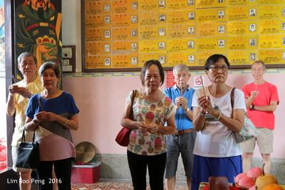 Mazu Birthday Celebrations at Seang Kooi Tong Lim Kongsi, Penang ~ Part 1