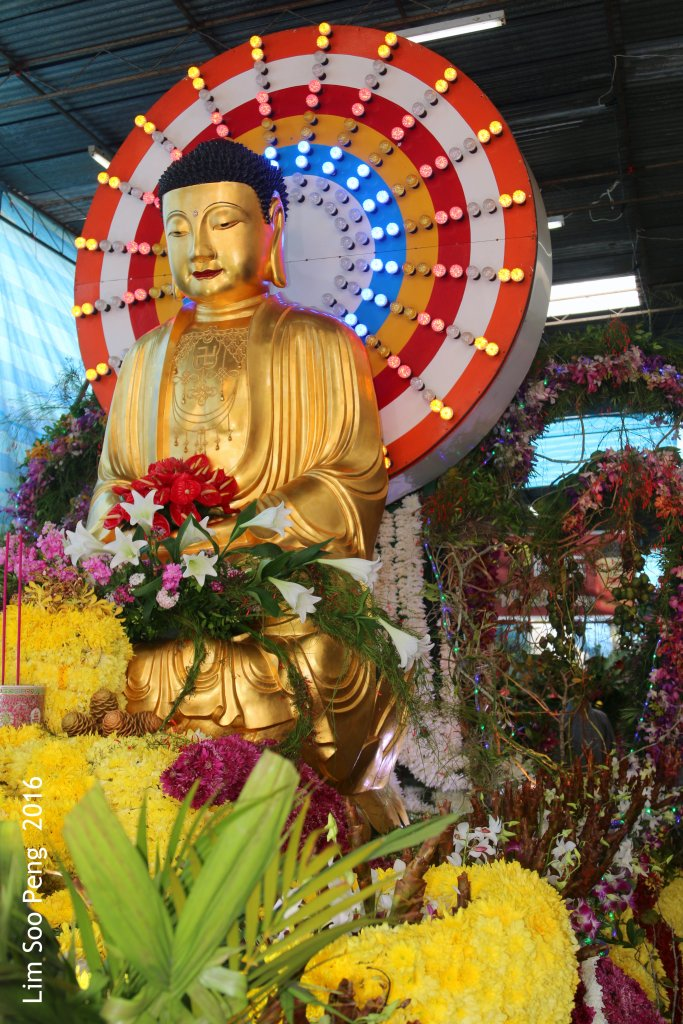 Wesak Day Morning 079